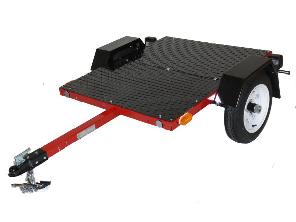 Small Trailer Kit Small Trailer Chassis Pull Behind